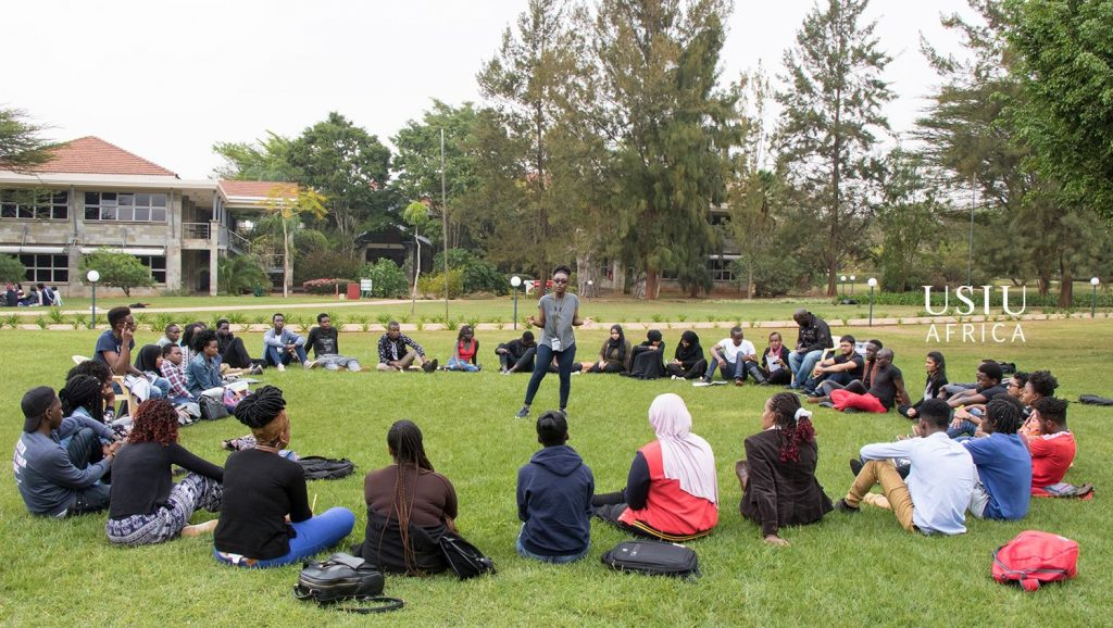 Did You Know: USIU is the oldest private secular university in East Africa?