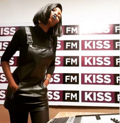 Adelle Onyango has called it quits at Kiss 100 after seven years of service