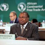 Trade with Africa Business Summit '2019 Champion of Trade' Award for African Union's Amb. Albert Muchanga