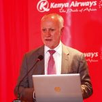 Michael Joseph Appointed Acting Safaricom Chief Executive