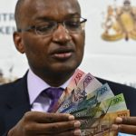 Kenya's Currency Hits Record Low On Increased Dollar Demand
