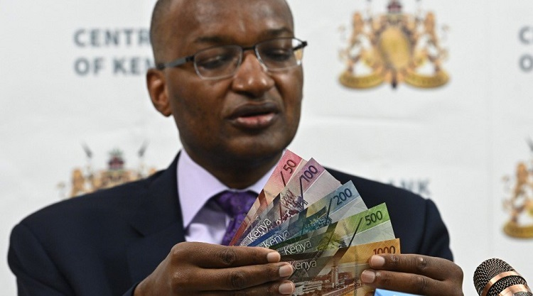 Kenya's foreign exchange reserves are now at the same level as the East African Community (EAC) criteria for import cover.