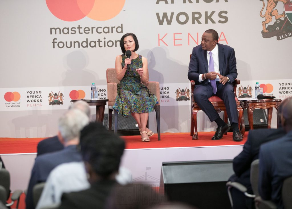 Ksh 30 Billion of Mastercard Foundation Funding to Help Youth Access Jobs in Kenya