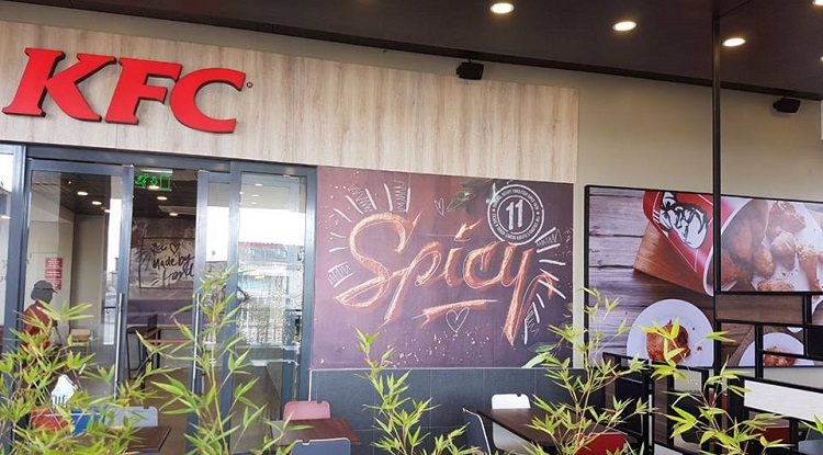 KFC Franchise Plans Expansion in 50:50 Joint Venture with Vivo Energy