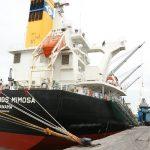 Mombasa Port Receives Biggest Ever Bulk Carrier in History