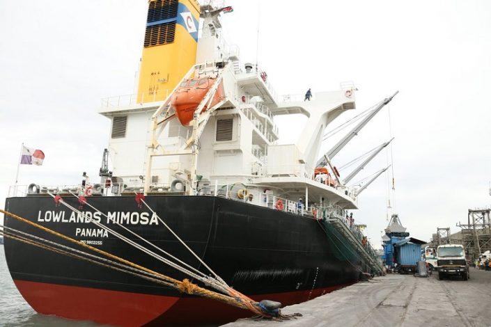 Mombasa Port Receives Biggest Ever Bulk Carrier