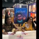 Lupita Nyong'o Holds her First 'Sulwe' Book Signing at Book Expo America 2019