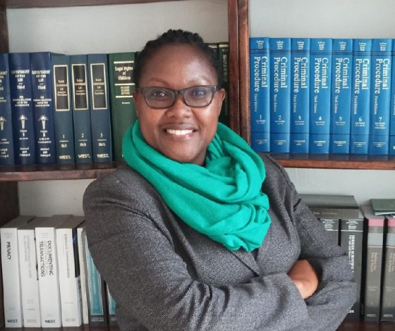 Christine Nkonge Named Executive Director of Katiba Institute