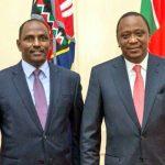 Ukur Yattani Named Acting Kenya's National Treasury Minister