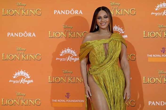 Kenya Tourism Board Promotes Country at UK Premiere of The Lion King