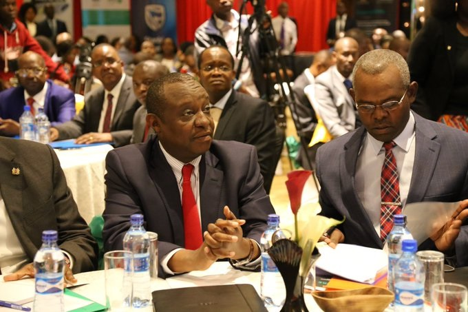Finance Minister Henry Rotich, PS Thugge and 26 Others Face KSh21 Bn Graft Charges