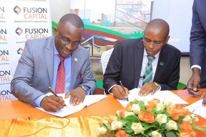 Private Equity Firm Fusion Capital Inks Joint Deal with Optiven Group