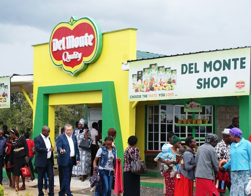 Fruit juice maker Del Monte Kenya has invested KSh580 million in a new fresh fruit packing facility with a processing capacity of 60 tonnes annually.