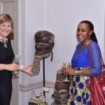 Fairmont The Norfolk's Hosts Week-long African Inspired Art Exhibition