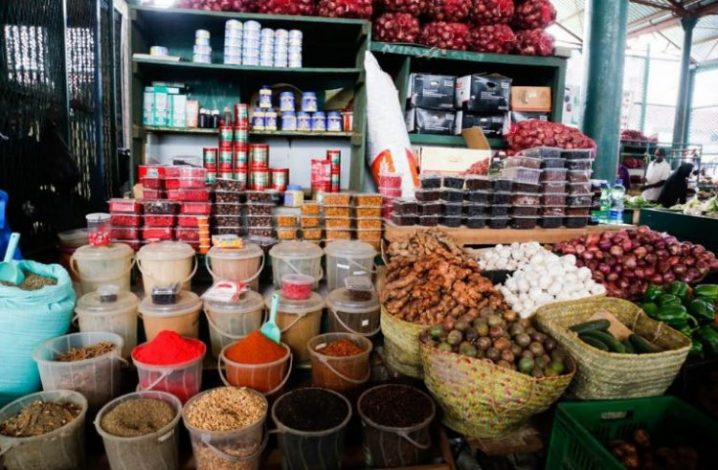 Kenya's Inflation up 5.82% as Food Costs Jump in December