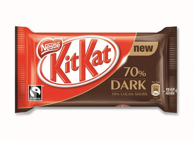 Nestlé has created unique chocolate made entirely from the cocoa fruit, using the beans and pulp as the only ingredients and therefore not adding any refined sugar.