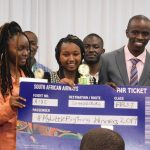 Three Kenyan University Students Announced #MyLittleBigThing Innovation Challenge Winners