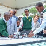 Young Scientists Kenya Unveils 2ndEdition of the National Science and Technology Exhibition