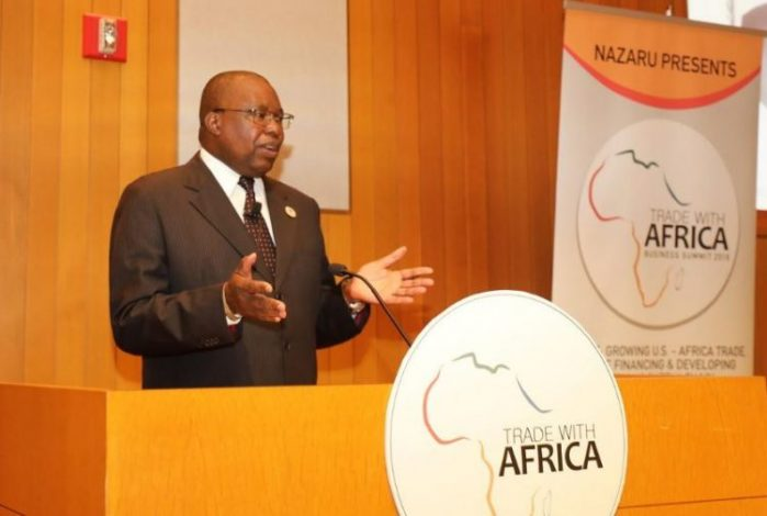 Full Statement: Amb. Albert Muchanga at the Trade With Africa Business Summit in Chicago