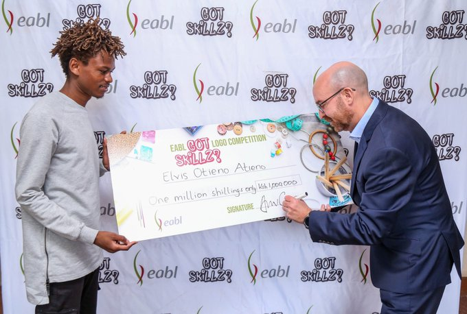 East African Breweries Limited (EABL) on Thursday rewarded winners for its Got Skillz talent competition.
