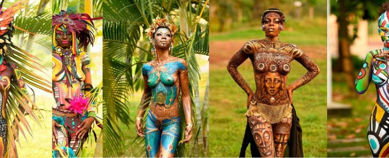 Equatorial Guinea to Host Second Bodypainting Festival in January