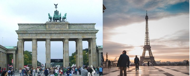 Germany and France are the top destinations for Kenyans traveling to European Union countries on a Schengen visa according to a 2018 report.