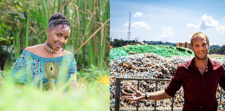Prince Harry and Duchess Meghan Markle Celebrate Kenyan and Ugandan Environmentalist