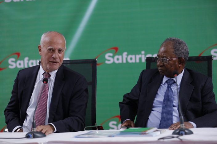 Safaricom Names Michael Joseph New Board Chair, Long-serving Ng'ang'a Retires