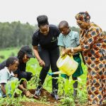 Safaricom Partners with Kenya Forest Service to Plant 5 Million Trees in Five Years
