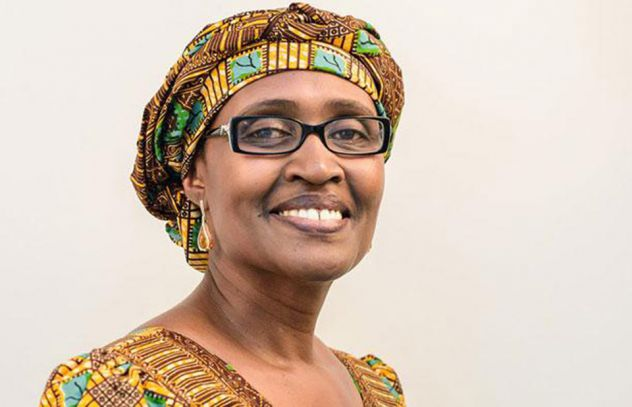 Winnie Byanyima has been appointed UNAIDS new Executive Director