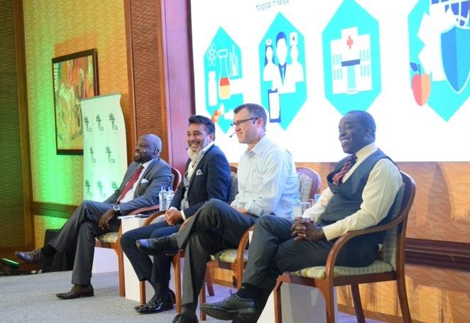 CBA Economic Forum as we discuss Kenya's big 4 ambition towards universal health coverage