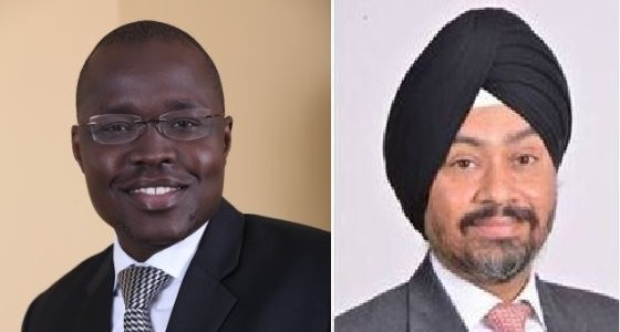 Idoru and Tejinder Resign as Stanchart Kenya Executive Directors to Take Up New Roles