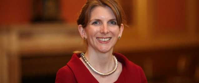 Jane Marriott, British Envoy to Support Kenya in Combating Violent Extremism and Terrorism