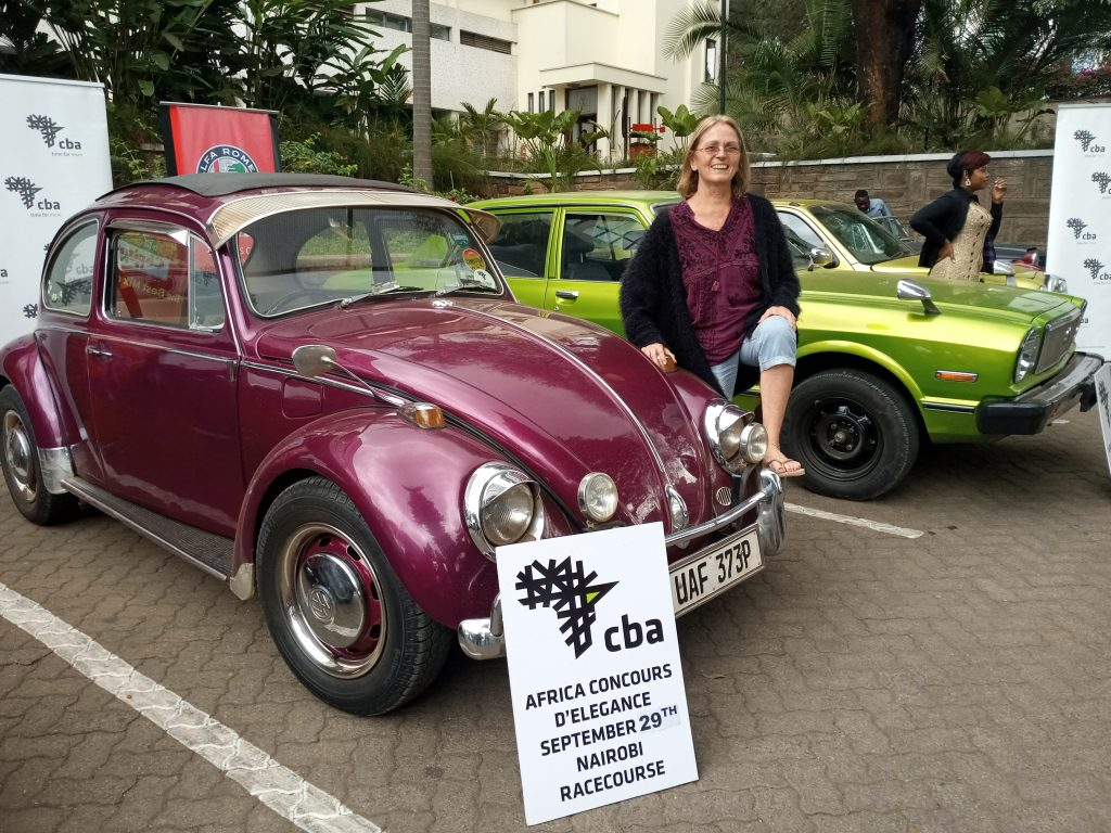 48th CBA Concours d'Elegance Goes International