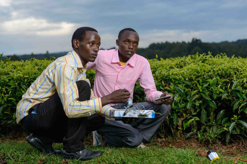 Two Kenyan Inventors' Tech Projects Selected for Global Grad Show in Dubai