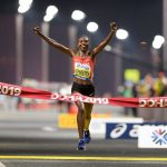 Ruth Chepngetich 'Queen of The Midnight Marathon' Triumphs in Doha