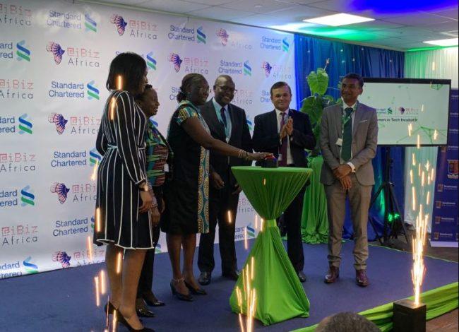 Standard Chartered Women in Tech 3rd Cohort Applications Now Open