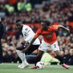 Man Utd Wonder Kid Wan-Bissaka Bags Premier League Record