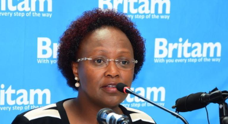Britam General Insurance Margaret Kathanga