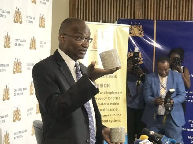 """Central Bank of Kenya is Shredding KSh1000 Old Notes to Make BriquettesThe Central Bank of Kenya received 209,661,000 pieces of the old KSh1,000 notes worth KSh209 billion by September 30 at the conclusion of the demonetization exercise. Dr.Patrick Njoroge, the CBK Governor on Wednesday said 7.4 million pieces worth KSh7.4 billion were never returned. """"Demonetisation has been successful,"""" he declared. """"We wanted to deal with counterfeit money on the economy and we succeeded because most of that amount is now worthless. We also wanted to deal with illicit cash flow and we have managed,"""" he said. The pieces of KSh1,000 notes returned have been declared valueless and are being shredded to make briquettes, he said. """"We are making briquettes with the old KSh1,000. Basically, we are shredding and turning them into powder, then condensing them into briquettes,"""" Njoroge said."""
