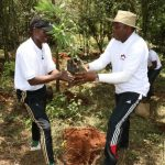 Equity Bank Group, KFS Commit to Plant 35 Million Trees in a Year