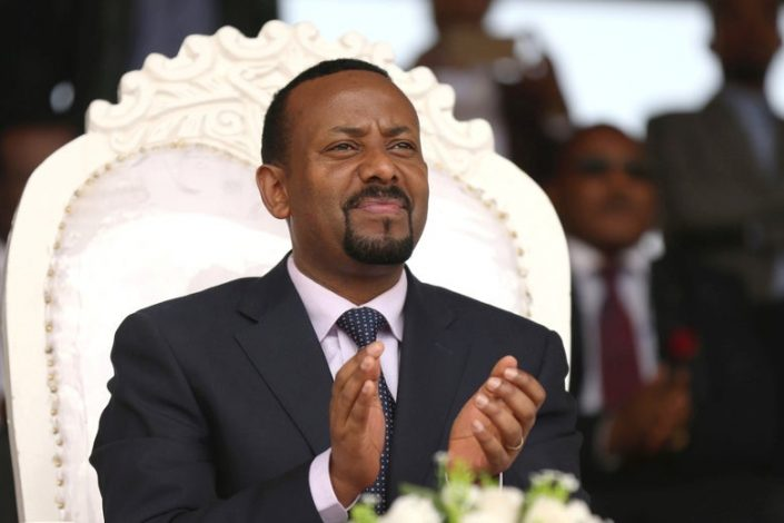 2019 Nobel Peace Prize Goes to Ethiopia's Prime Minister Abiy Ahmed Ali