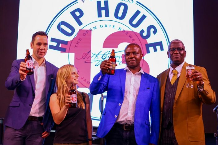 GUINNESS LAUNCHES HOP HOUSE 13 IN KENYA