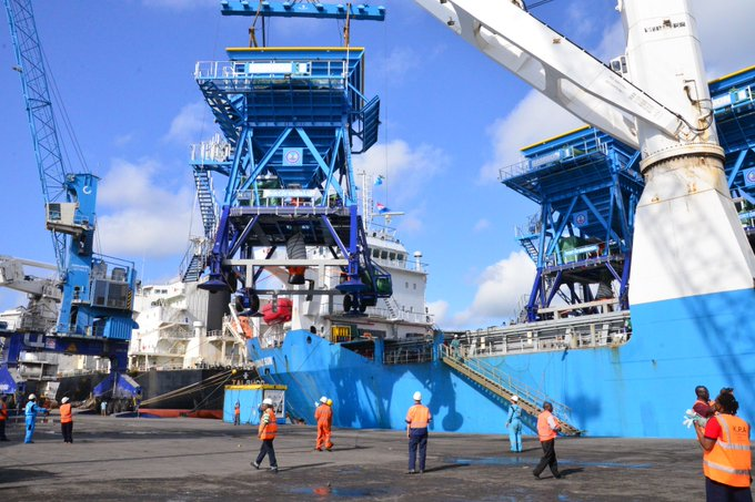 Kenya Ports Authority Invests Ksh 20 Billion to Modernize Four Berths at Mombasa Port