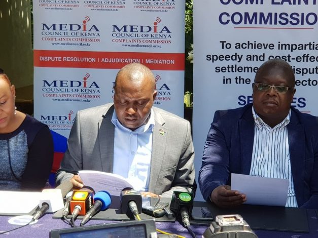 Media Council of Kenya Announces Ksh 100mn Grants for Media Houses