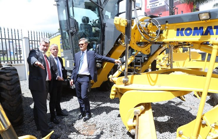 Panafrican Equipment Group Expands its East African Base with Ksh 500 Million Investment