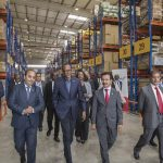 Rwanda Unveils $35 million Inland Cargo Handling Facility