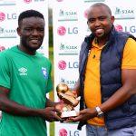 Makwata Bags First Gong of The Season, Eyes Recall to National Duty