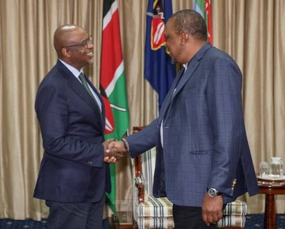 Kenya and the International Monetary Fund have reached a staff-level agreement on the first review of its economic program under the Extended Fund Facility (EFF) and Extended Credit Facility (ECF).