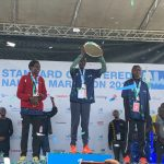 Brimin, Purity Win Nairobi Standard Chartered Marathon 2019